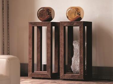 Wooden pedestal HAMILTON | Pedestal