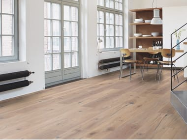 Parquet 3 strati in rovere HANDCRAFTED ROVERE VINTAGE WHITE