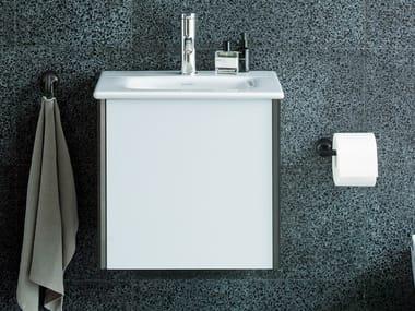 Rectangular ceramic handrinse basin VIU | Handrinse basin