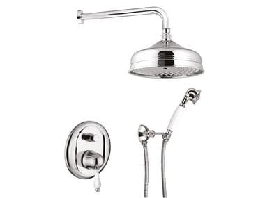 Shower set with overhead shower HARMONY - HARMONY CRYSTAL - 9511KB