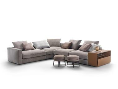 Corner sectional fabric sofa HARPER   Corner sofa