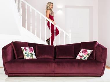 Fabric sofa HAYA