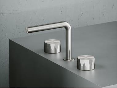 3 hole countertop washbasin mixer HB 15 31V