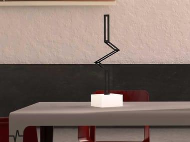Lampada da tavolo / lampada da terra in metallo HEART | Lampada da tavolo