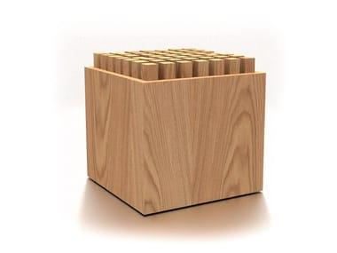 Taburete ergonómico de madera HEDGEHOCK