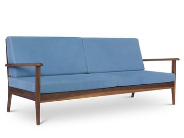 Fabric sofa with removable cover HERRE JOHANNSSON