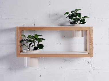 Ash plant pot HG WALL SET 1
