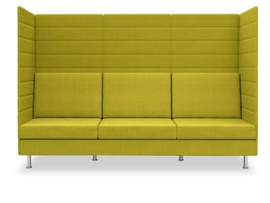 3-seater ATELIER | High-back sofa