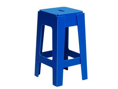 Tremendous High Recycled Plastic Garden Stools Archiproducts Inzonedesignstudio Interior Chair Design Inzonedesignstudiocom