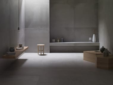 Porcelain stoneware wall/floor tiles with stone effect HIGHKER RODANO