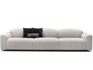 Fabric sofa HIPPOLYTE