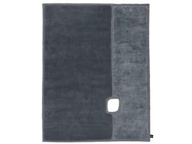 Handmade custom rug HOLE