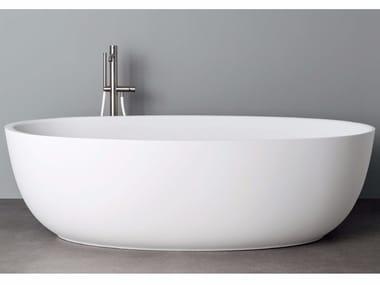Vasca da bagno ovale in Korakril™ HOLE XL