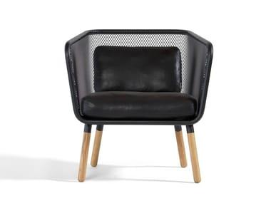 Steel easy chair HONKEN   Easy chair