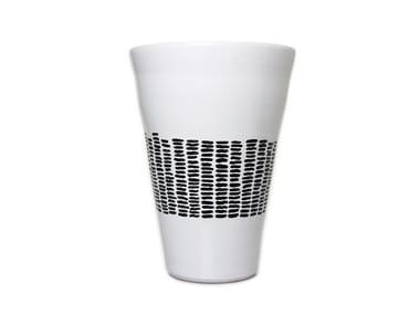 Ceramic vase HORIZONTAL V