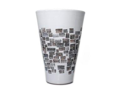 Ceramic vase HORIZONTAL VI