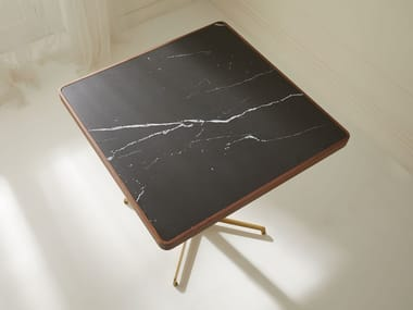 Square marble table HPW | Square table