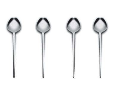 Stainless steel cutlery set HUMAN | Cutlery set