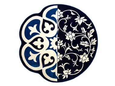 Patterned rug HYBRID ANDRIA