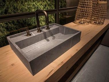 Porcelain washbasin HYDRA 60x43
