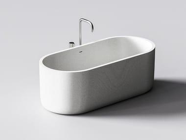 Quartz sand bathtub HYDRA