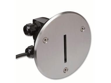 Segnapasso a LED a parete per esterni BLADE COMPACT