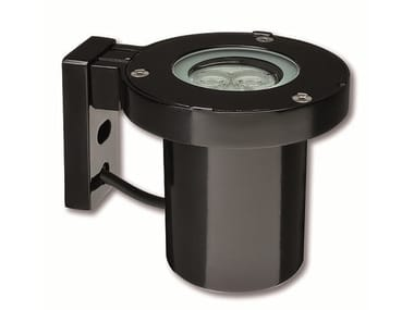 LED wall-mounted die cast aluminium Outdoor spotlight HYDROBRACKET