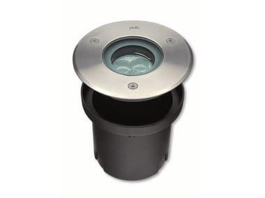 Segnapasso a LED a pavimento in alluminio pressofuso per esterni HYDROFLOOR MINI | Segnapasso in alluminio