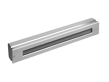 Built-in outdoor extruded aluminium LED light bar HYDROLINE STEP