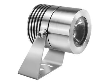 LED stainless steel underwater lamp HYDROSCUBA