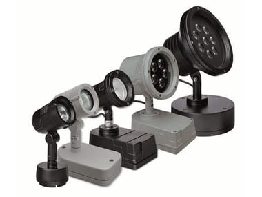 LED die cast aluminium Outdoor floodlight HYDROSTAR