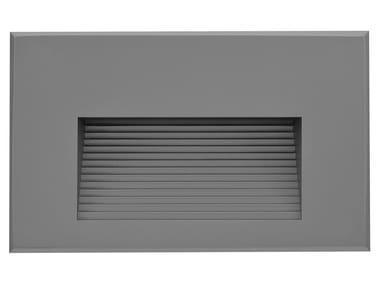 Segnapasso a LED a parete in alluminio pressofuso STEP | Segnapasso in alluminio