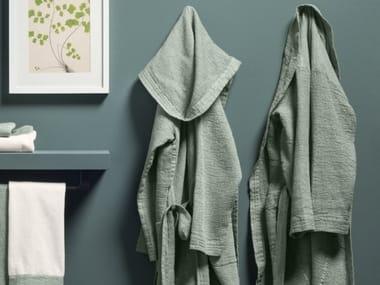 Linen bathrobe I FILI | Bathrobe