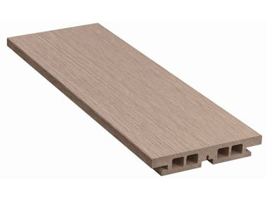 Ventilated facade / decking board iDecking DURO Composite