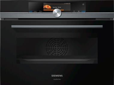 Built-in Steam oven Class A+ iQ700 - CS858GRB7