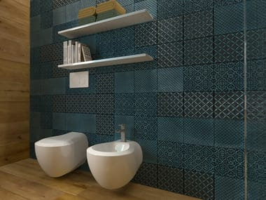Lava stone wall tiles iWONDER'S