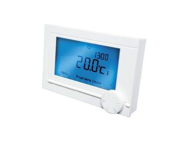 Heat regulation and hygrometric control iC200