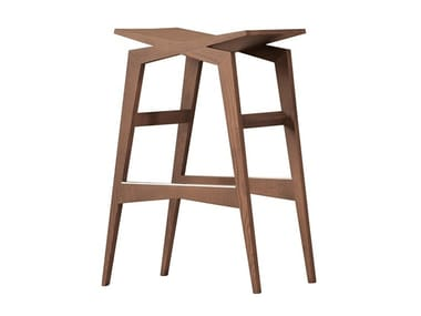 High ash barstool ICARO | High stool