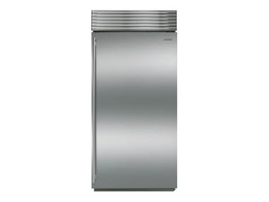 Built-in single door stainless steel refrigerator Class A + ICBBI-36R | Refrigerator