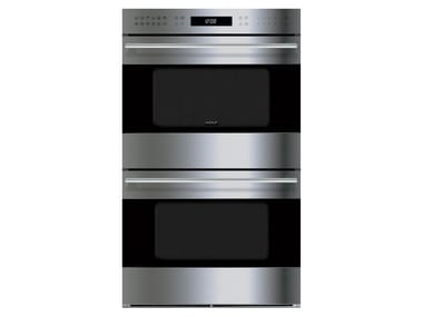 Built-in multifunction electronic control oven Class C ICBDO30TE/S-TH TRANSITIONAL | Double oven