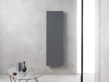 Carbon steel panel radiator ICE VERTICAL
