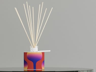 Glass Air freshener dispenser ICON DETAILS Prestige - Melograno