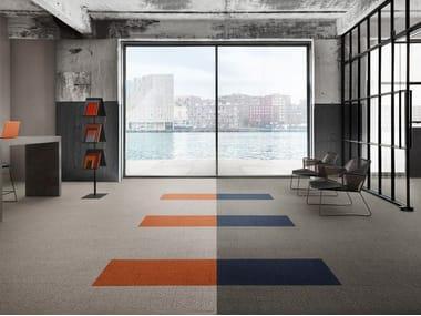 Carpet tiles ICONIC