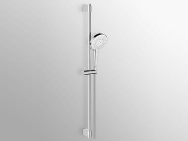 Shower wallbar with hand shower IDEALRAIN EVO JET | Shower wallbar