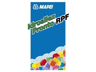 Smoothing compound IDROSILEX PRONTO RPF