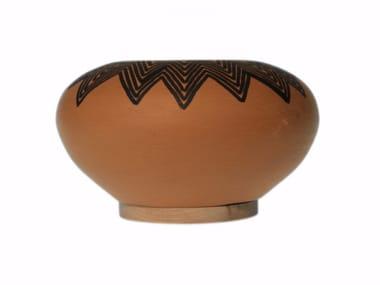 Terracotta vase IKIRU I
