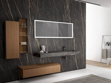 Meuble pour salle de bain / lavabo IKON 15