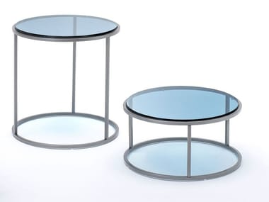 Round coffee table ILE | Round coffee table