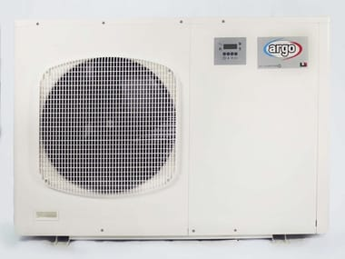 Air to water heat pump IM 8