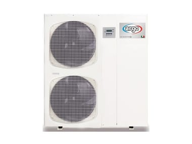 Air to water heat pump IM 14